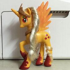 14cm Princess Apple Jack My Little Pony Doll Action Figure Toy Kid Birthday Gift