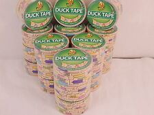 "27 ROLLS DUCK DUCT TAPE CITY SKYLINE DECOR 1.88"" X 10 YD EACH (48mm X 9.1mm)"