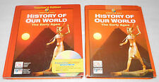 Prentice Hall History of Our World Early Ages Textbook Teacher Edition 2008 HC