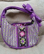 Vera Bradley Purse Purple Punch Maggie retired 2011