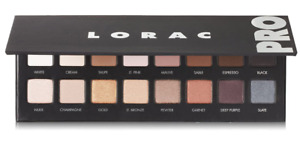 LORAC PRO Palette Eyeshadow Kit Free Ship