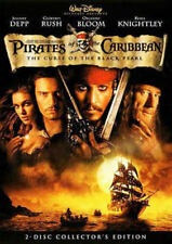 Pirates Of The Caribbean - The Curse Of The Black Pearl (DVD, 2003, 2-Disc Set)