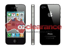 GRADE A Apple iPhone 4 8GB | Black | Telstra Prepaid Locked | Clearance