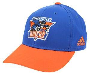 Adidas NBA Youth G League Westchester Knicks Structured Adjustable Cap