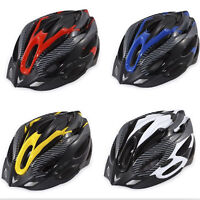 Cycling Bicycle Adult Men's Bike Helmet MTB Mountain Sports Safety Adjustable