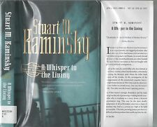 A WHISPER TO THE LIVING An Inspector Porify Rostnikov Mystery Stuart Kaminsky