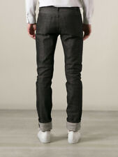 APC New Standard Noir 12oz Black Raw Selvedge Denim Size 30 fit like 32 or 33