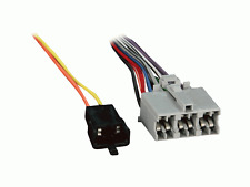 GM harness connector for oem genuine original radio to plug connect into it G