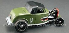 1932 Ford Hotrod Green 1:18  GMP 1805022