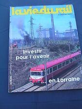 vie du rail 1985 1992 FORBACH REDING HOMBOURG HAUT RéMILLY BéNESTROFF BéNING FAU