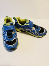 Pediped boy sneakers size 3.5 blue