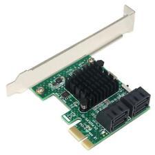 4 Puerto 6G Pci-e A Sata 3.0 Ssd Tarjeta Adaptadora minero de expansión tarjeta controladora ipfs