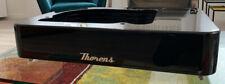 """THORENS TD 124 12"""" XL Piano Black Plinth"""
