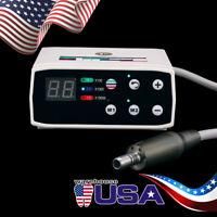 US Dental LED Brushless Electric Micro Motor Internal Spray Fit NSK 1:1/1:5/16:1