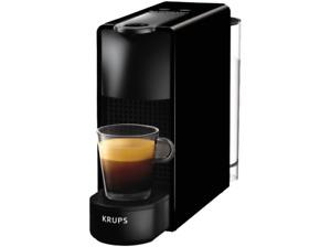 KRUPS XN1108 Nespresso Essenza Mini Kapselmaschine Schwarz NEU & OVP