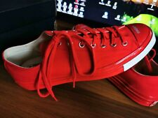 Converse x undercover Jun Takahashi  12UK  Red  Once used - Ultra Rare. With Box