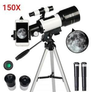 40x60 Astronomical Telescope Night Vision For HD Viewing Space Star Moon Tripod