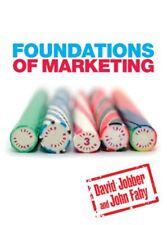 Foundations of Marketing,David Jobber, John Fahy- 9780077121907