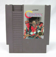 NES Nintendo Entertainment System Konami Contra Video Game with Free Shipping