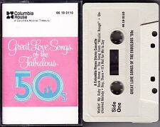 MC Great Love Songs of the Fabulous ´50s - Columbia House
