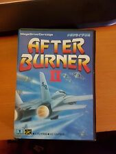 SEGA MEGA DRIVE AFTER BURNER 2