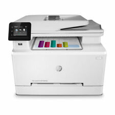 HP Color LaserJet Pro M283fdw A4 Wi-Fi Multifunction printer 4 in 1