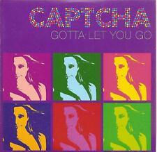 CAPTCHA - gotta let you go CDS!! 4TR eurodance 2009