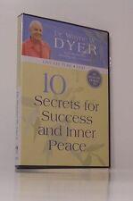 NEW DVD 10 Secrets for Success & Inner Peace Wayne Dyer