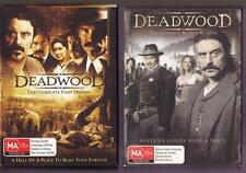 *Deadwood - Season 1 & 2*  Box Sets, DVD