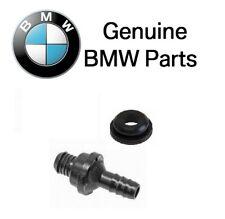 BMW E46 3-Series Brake Booster Check Valve W/ Seal OEM 34331160183 NEW
