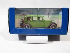 TIM und STRUPPI wagen LINCOLN ZEPHYR cabrio auto 1:24e umwandelbar von HADDOCK