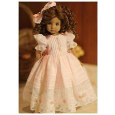 "Heirloom Dress  for  Dianna Effner's 13""Little Darling Dolls"