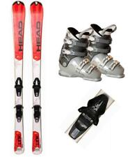 140CM HEAD STAR LINK SKIS + TYROLIA BINDINGS +DALBELLO BOOTS WOMENS 6-9 PACKAGE