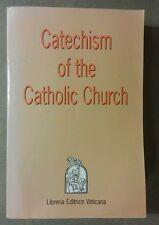 Catechism of the Catholic Church Libreria Editrice Vaticana 1994 PB