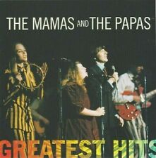 THE MAMAS AND THE PAPAS GREATEST HITS