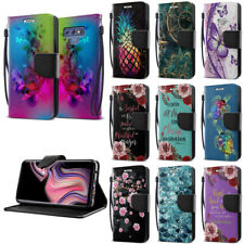 """For Samsung Galaxy Note 9 6.4"""" Luxury Flip Card Slot Wallet Pouch Case Cover"""