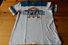 Jungen T - Shirt H & M L.O.G.G. Gr. 158 / 164 . Mit großem Motiv . Top .