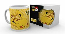 Pokemon Pikachu Rest Ceramic Mug Tasse GB EYE