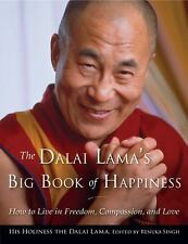 Very Good, The Dalai Lama's Big Book of Happiness: How to Live in Freedom, Compa