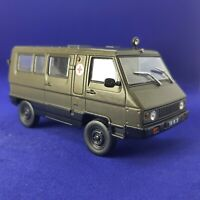 UAZ 3972 VAGON Ambulance Soviet Minibus 1990 Year 1/43 Scale Diecast Model Car