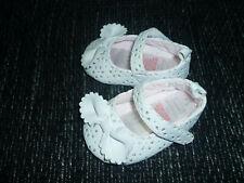 b8db968ae7 Baby Mädchen Schuhe - Gr.56 - 62, Primark, Weiß mit Glitzer.