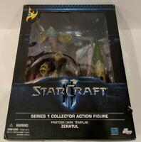 Starcraft 2 - Zeratul Action Figure - DC Unlimited - Series 1 - Blizzard