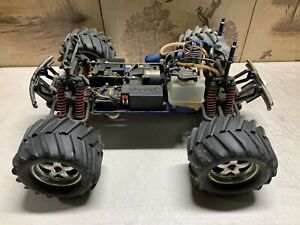 Traxxas (T-MAXX) Rolling Chassis