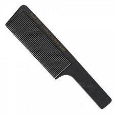 HEAD JOG CARBON CLIPPER COMB BARBER CREATING HAIRCUTS BLACK HAIR TRIMMING