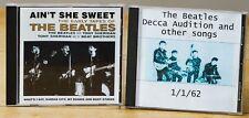 THE BEATLES Bundle CDs - Early Recordings Decca BBC Tony Sheridan