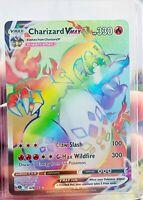 POKEMON CHARIZARD VMAX RAINBOW RARE + SHINING FATES + NEO DESTINY ***PLEASE READ