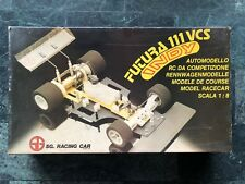 VINTAGE SG RACING CAR 1/8 INDY