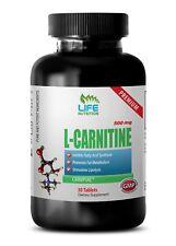 .Amino Acid Tablets - Acetyl L-Carnitine 500mg - Rapid Weight Loss Pills 1B