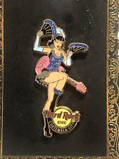 Hard Rock Cafe - Guatemala city Burlesque Girl series pin 2013