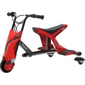 Razor Drift Rider Lithium Powered Electric Drift Trike - Red